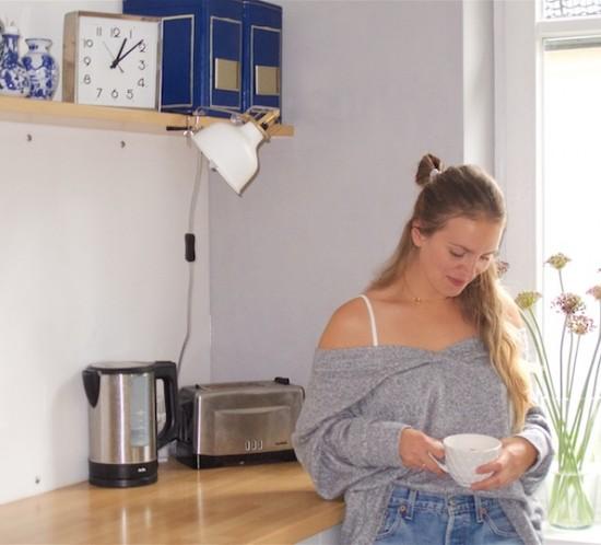 Lazy Days. Fashion Blogger Girl by Style Blog Heartfelt Hunt.