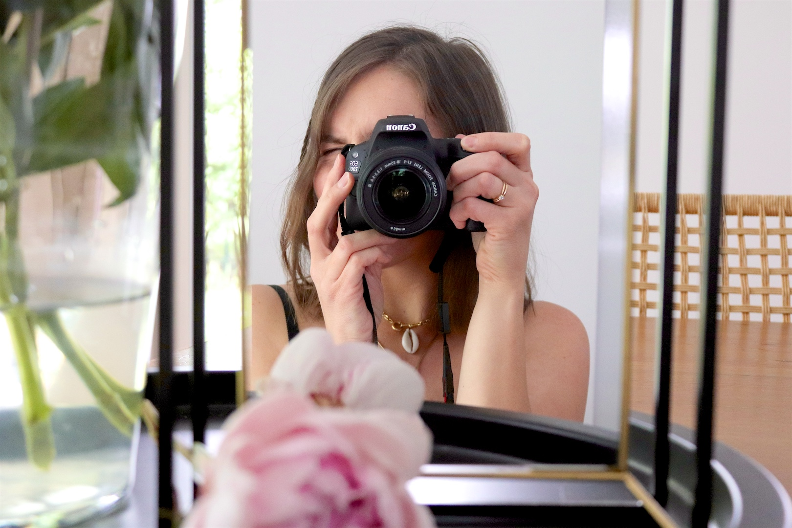 Reflections. Fashion Blogger Girl by Style Blog Heartfelt Hunt.