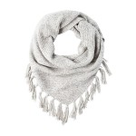 Winter Sale 2017. Fashion and Style Blog Girl from Heartfelt Hunt showing some winter sale pieces like this fringe scarf.